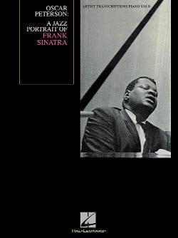 A Jazz Portrait of Frank Sinatra Oscar Peterson Partition laflutedepan