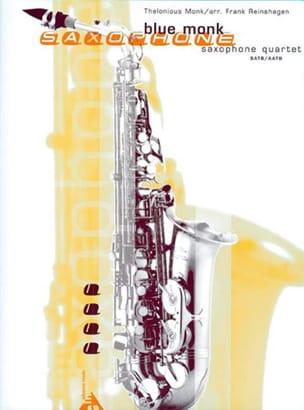 Blue Monk - Thelonious Monk - Partition - Saxophone - laflutedepan.com
