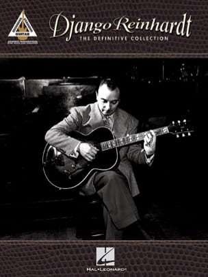 The Definitive Collection Django Reinhardt Partition laflutedepan