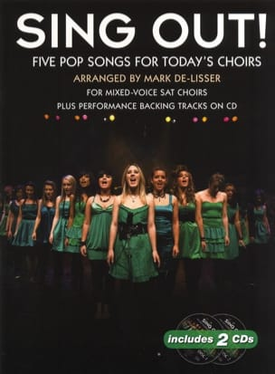 Sing Out! 5 Pop Songs For Today's Choirs - Partition - di-arezzo.com