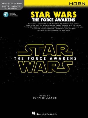 Star Wars The Force Awakens John Williams Partition Cor - laflutedepan