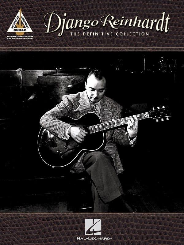 The Definitive Collection - Django Reinhardt - laflutedepan.com