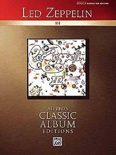 Album 3 - Platinum Guitar - Led Zeppelin - laflutedepan.com
