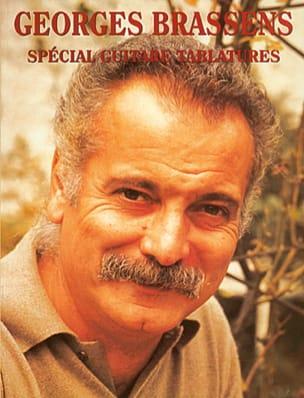 Spécial Guitare Tablatures - 35 Titres Georges Brassens laflutedepan