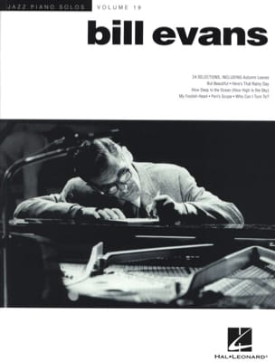 Jazz Piano Solos Series Volume 19 - Bill Evans Bill Evans laflutedepan