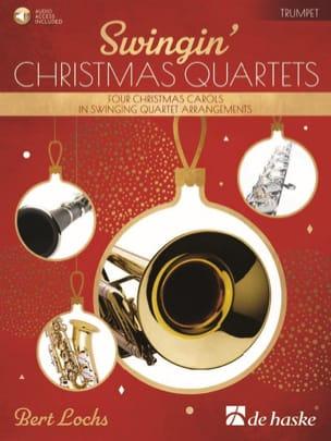 Swingin' Christmas Quartets Bert Lochs Partition laflutedepan