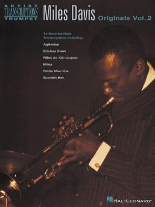 Originals Volume 2 Miles Davis Partition Trompette - laflutedepan