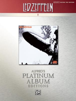Album 1 - Platinum Album Edition Led Zeppelin Partition laflutedepan