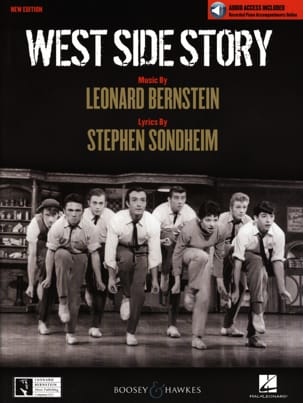 West Side Story - New Edition BERNSTEIN Partition laflutedepan