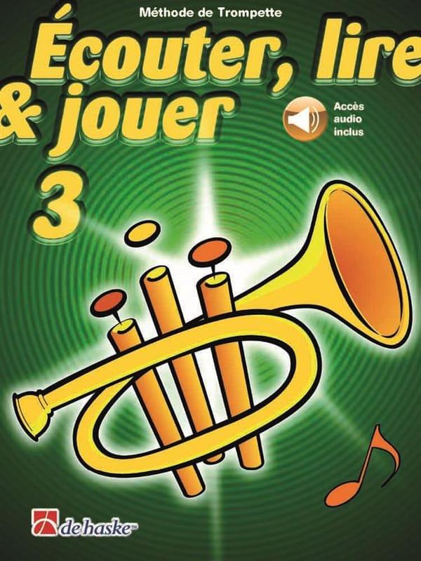Ecouter Lire et Jouer - Méthode Volume 3 - Trompette - laflutedepan.com