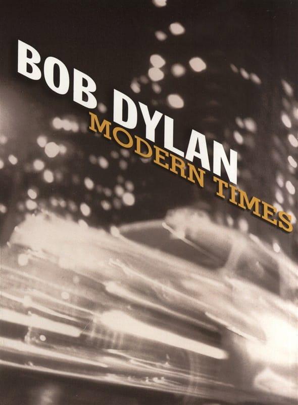 Modern Times - Bob Dylan - Partition - Pop / Rock - laflutedepan.com