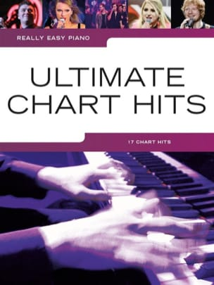 Really Easy Piano - Ultimate Chart Hits Partition laflutedepan