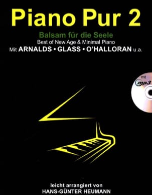 Piano Pur - Volume 2 Partition Pop / Rock - laflutedepan