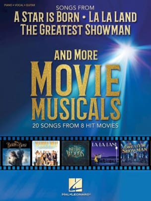 Songs from A Star Is Born, The Greatest Showman, The Land and More - Partition - di-arezzo.co.uk