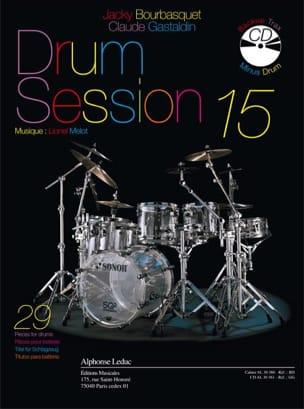 Drum session 15 Bourbasquet Jacky / Gastaldin Claude laflutedepan
