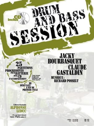 Drum and bass session laflutedepan