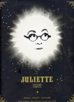 Nour Juliette Partition Chanson française - laflutedepan