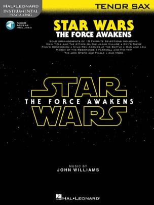 Star Wars The Force Awakens - John Williams - laflutedepan.com