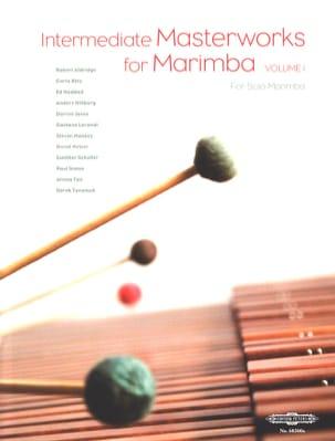 Intermediate Masterworks For Marimba Volume 1 Partition laflutedepan