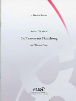 En Traversant Nanchong - André Telman - Partition - laflutedepan.com