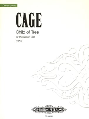 Child of Tree CAGE Partition Multi Percussions - laflutedepan