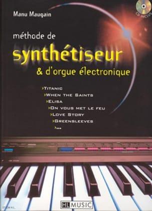 Méthode de synthétiseur & d'orgue électronique laflutedepan