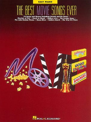 The Best Movie Songs Ever - Easy Piano - laflutedepan.com
