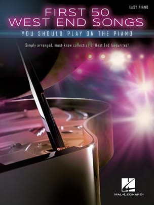 First 50 West End Songs You Should Play on the Piano laflutedepan