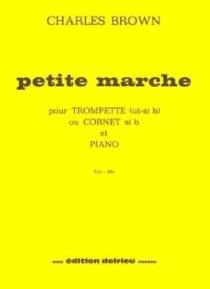 Petite Marche - Charles Brown - Partition - laflutedepan.com