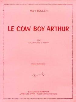 Le Cow Boy Arthur Marc Bollen Partition Xylophone - laflutedepan