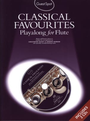 Guest Spot - Classical Favorites Playalong For Flute - Partition - di-arezzo.co.uk