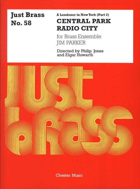 A Londoner In New York Volume 2 - Just Brass N° 58 - laflutedepan.com