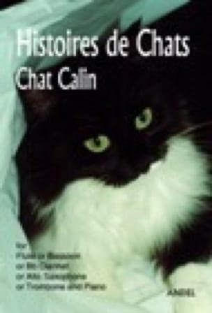Histoires de chats - Chat calin - laflutedepan.com
