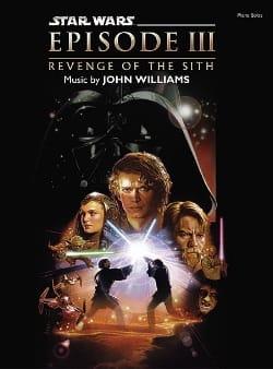 John Williams - Star Wars Episodio 3 - La venganza de los Sith - Partition - di-arezzo.es
