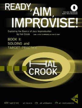 Ready, Aim, Improvise! - Volume 2 Hal Crook Partition laflutedepan
