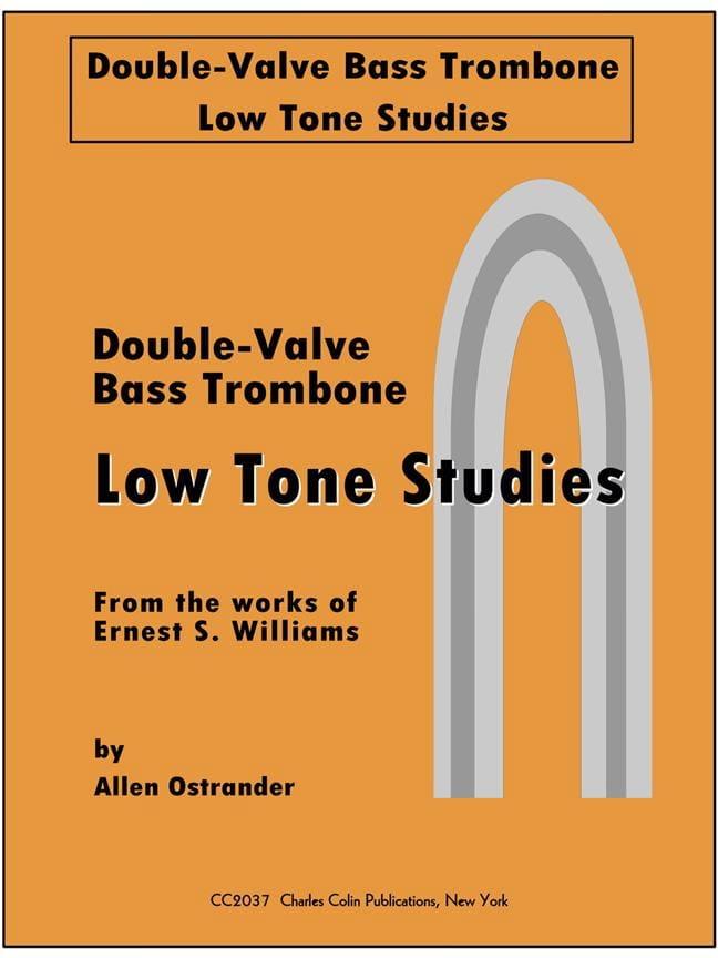 Double-Valve Bass Trombone Low Tone Studies - laflutedepan.com
