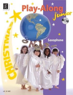 Play-Along Junior Saxophone - Christmas - laflutedepan.com