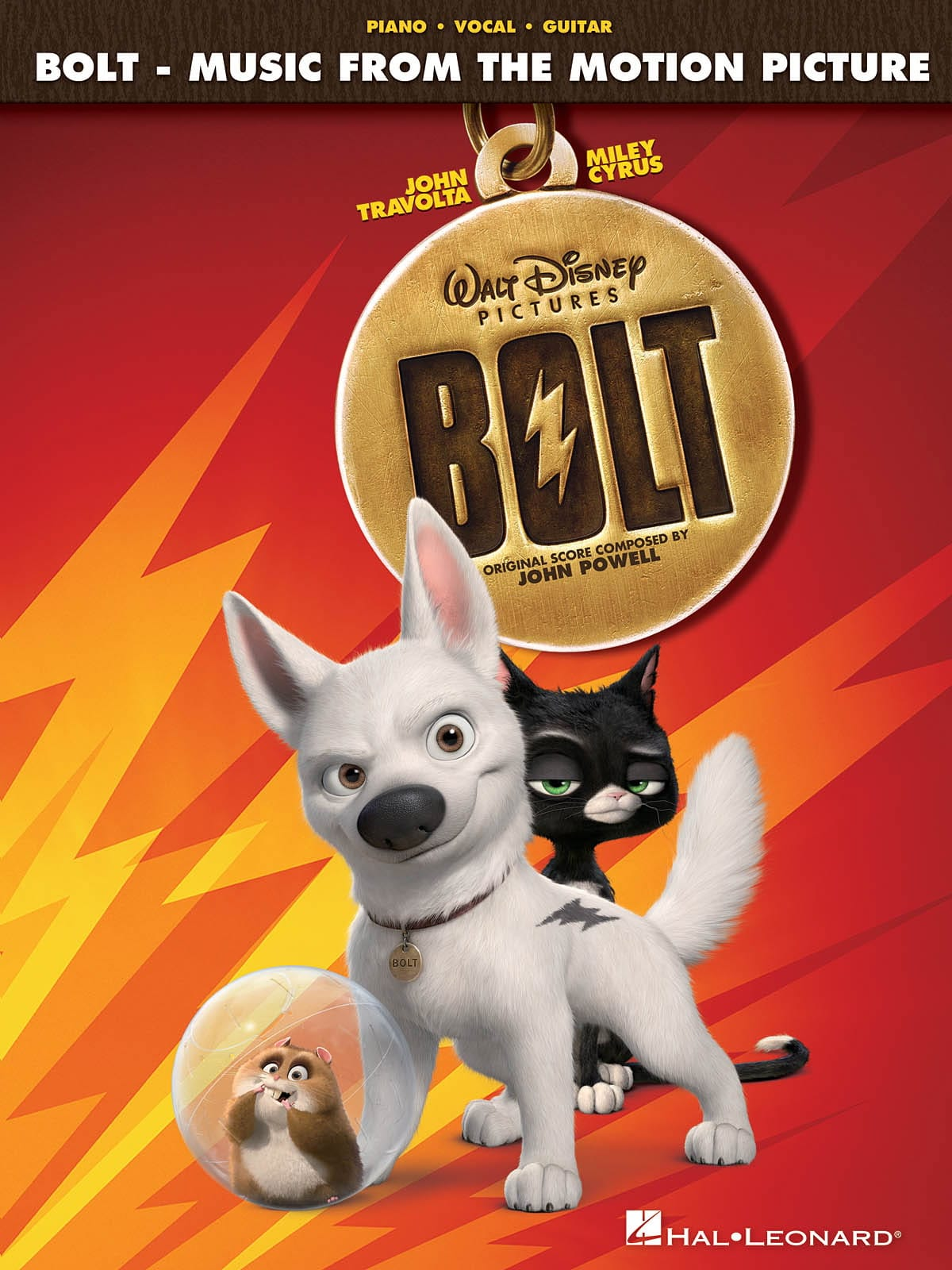 Bolt - Music From The Motion Picture - laflutedepan.com