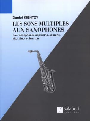Les Sons Multiples Au Saxophone Daniel Kientzy Partition laflutedepan
