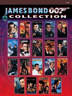 James Bond 007 Collection Partition Flûte traversière - laflutedepan