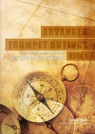 Advanced Trumpet Outings Book 1 Charles Reskin Partition laflutedepan