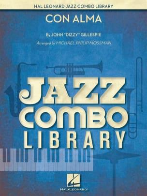 Con Alma - Dizzy Gillespie - Partition - ENSEMBLES - laflutedepan.com