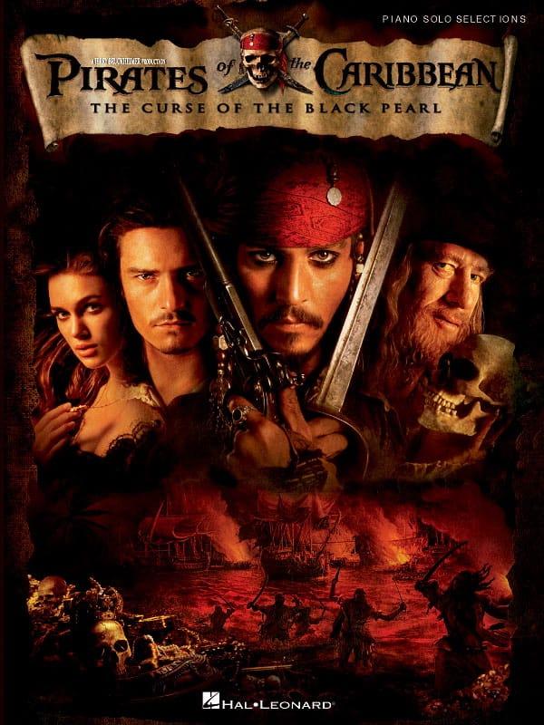 Pirates des Caraïbes 1 - La Malédiction du Black Pearl - laflutedepan.com