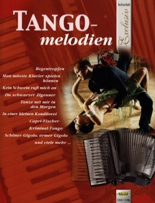 Tango-Melodien Partition Accordéon - laflutedepan