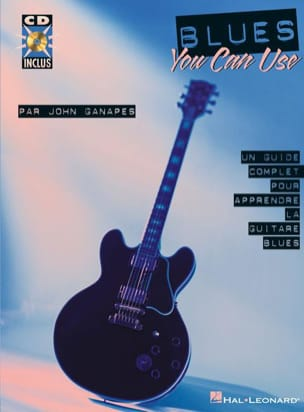 Blues You Can Use - Version Française John Ganapes laflutedepan