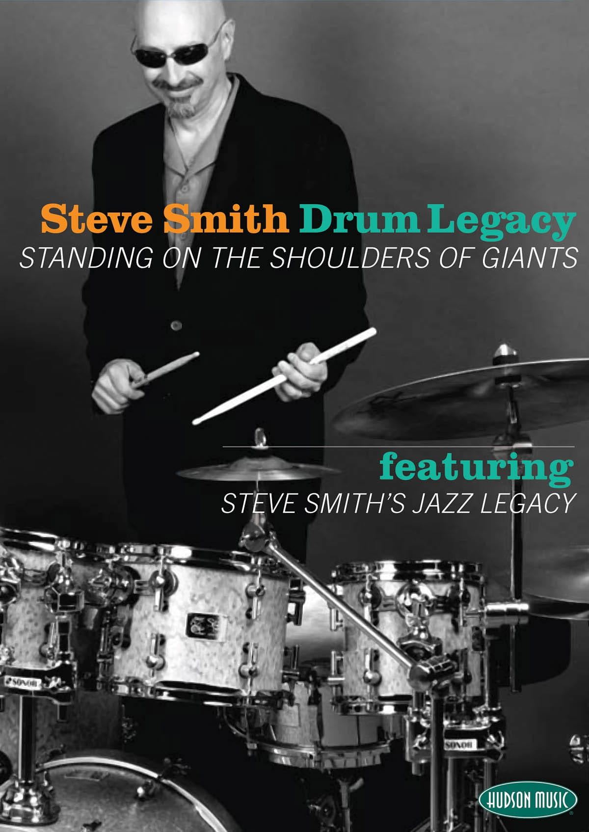 DVD - Steve Smith Drum Legacy - Steve Smith - laflutedepan.com