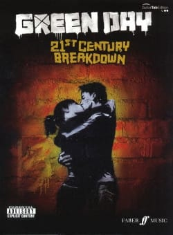 21st Century Breakdown Green Day Partition Pop / Rock - laflutedepan