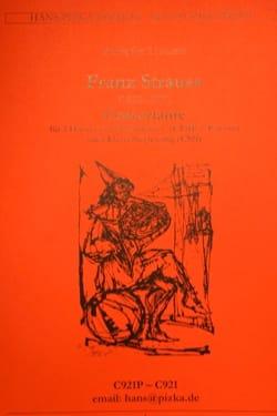Concertante Franz Strauss Partition Cor - laflutedepan