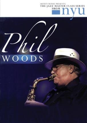 DVD - The Jazz Master Class Series From Nyu Phil Woods laflutedepan