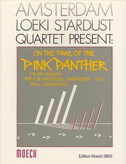 On the trail of the Pink Panther MANCINI Partition laflutedepan